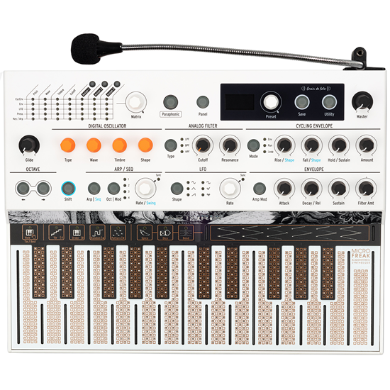 Bild på Arturia MicroFreak Vocoder Edition Synthesizer