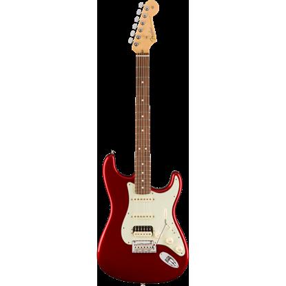 Bild på American Pro Stratocaster HSS ShawBucker RW Candy Apple Red Elgitarr