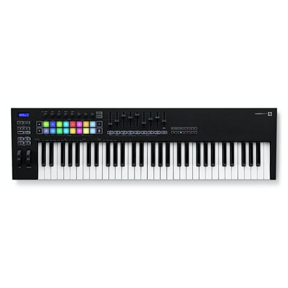 Bild på Novation Launchkey 61 mk3 Midi keyboard