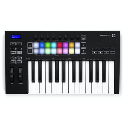 Bild på Novation Launchkey 25 mk3 Midi keyboard