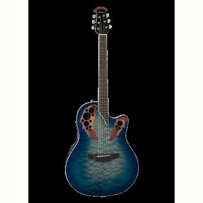 Bild på Ovation CE48P-RG Celebrity Elite Super Shallow Stålsträngad Akustisk Gitarr