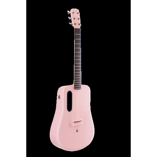 Bild på LAVA ME 2 Freeboost Pink Stålsträngad Akustisk Gitarr