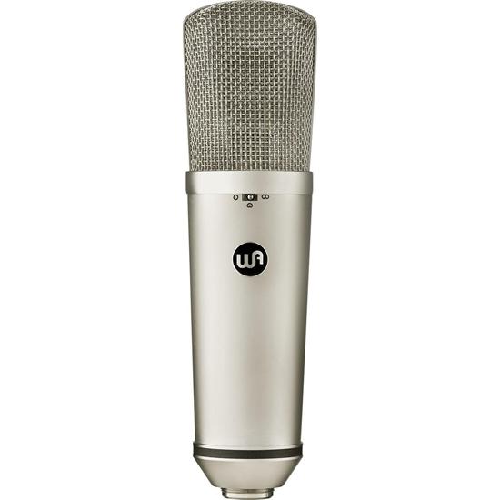 Bild på Warm Audio WA-87 R2 – Nickel Kondensatormikrofon