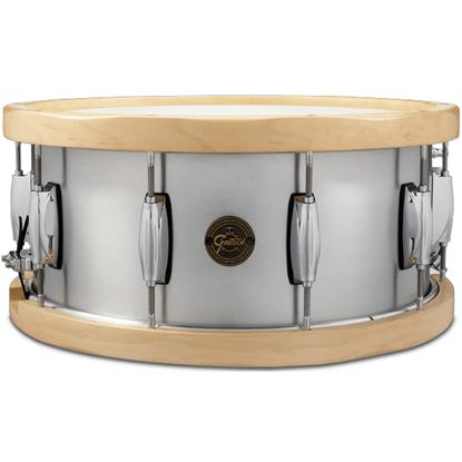 Bild på Gretsch Wood Hoop Aluminium Snare