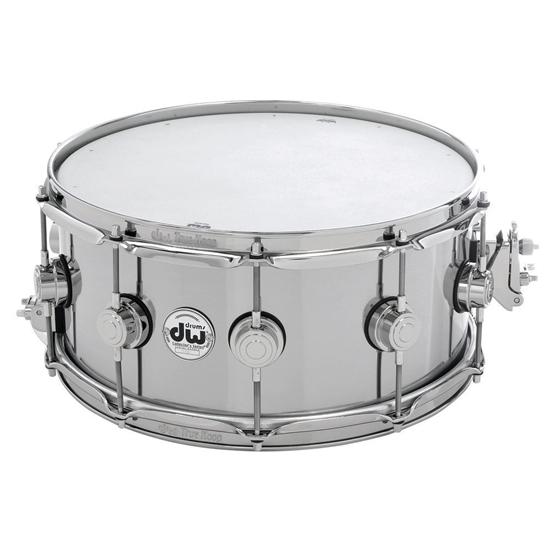 """Bild på DW Snare Drum Thin Aluminium 14x5,5"""" Virveltrumma"""