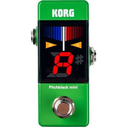 Bild på Korg Pitchblack Mini Green Stämapparat