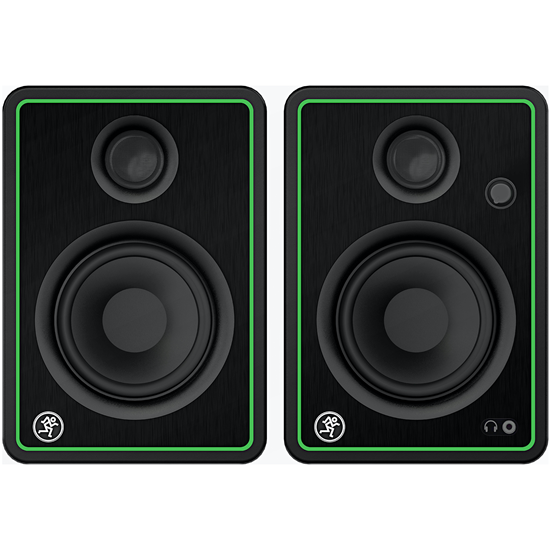 Bild på Mackie CR4-XBT Creative Reference Multimedia Monitors With Bluetooth