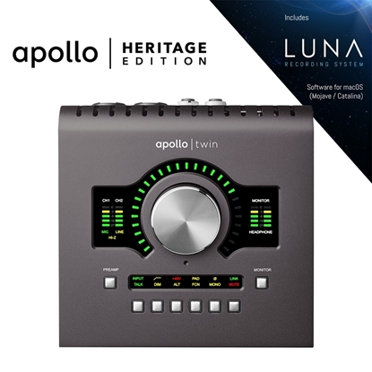 Bild på Universal Audio Apollo Twin DUO TB MKII Heritage Edition