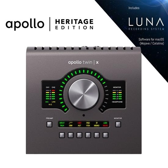 Bild på Universal Audio Apollo Twin X DUO TB3 Heritage Edition