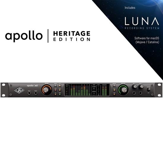 Bild på Universal Audio Apollo x8 TB3 Heritage Edition