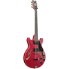 Bild på Ibanez AMH90-CRF Cherry Red Flat Elgitarr