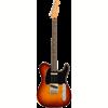 Bild på Fender Jason Isbell Custom Telecaster 3-color Chocolate Burst Elgitarr