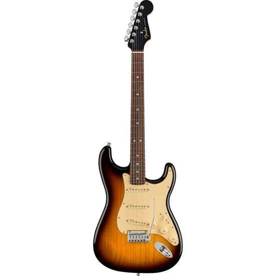 Bild på Fender Ultra Luxe Stratocaster RW 2 Tone Sunburst Elgitarr