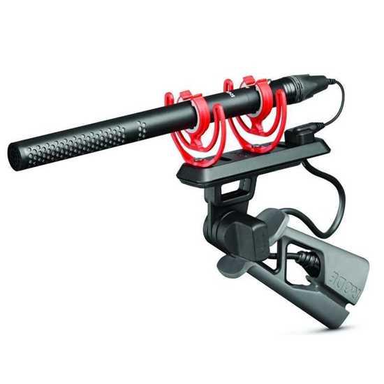 Bild på Røde NTG5 Kit Shotgun mic med PG, WS, kabel mm.