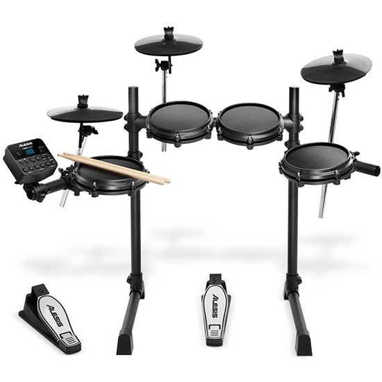 Bild på Alesis Turbo Mesh Kit Digitala Trummor