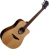 Bild på LÂG THV10DCE Hyvibe Smart Guitar
