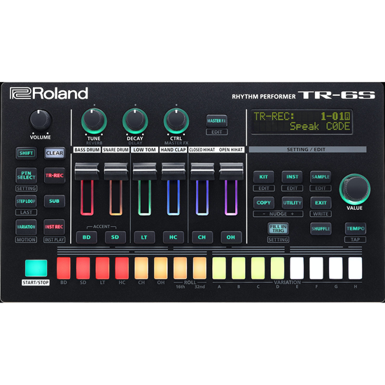 Bild på Roland TR-6S Rhythm Performer