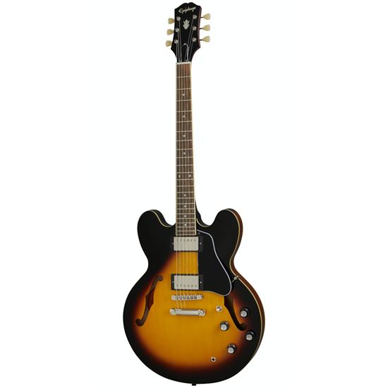 Bild på Epiphone ES-335 Vintage Sunburst Elgitarr