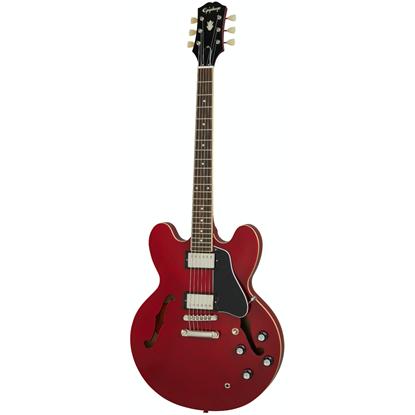 Bild på Epiphone ES-335 Cherry Elgitarr