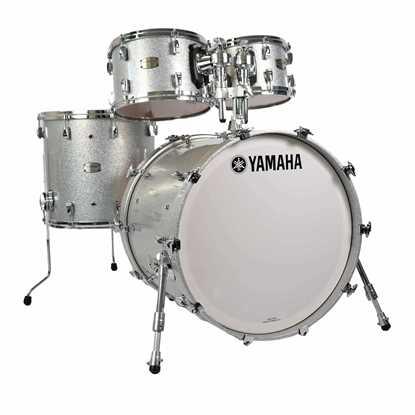 Bild på Yamaha Absolute Hybrid Maple Silver Sparkle