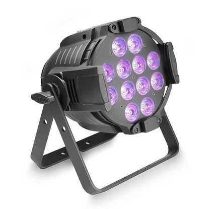 Bild på Cameo CLPST64RGBWAU12W QUAD Colour LED