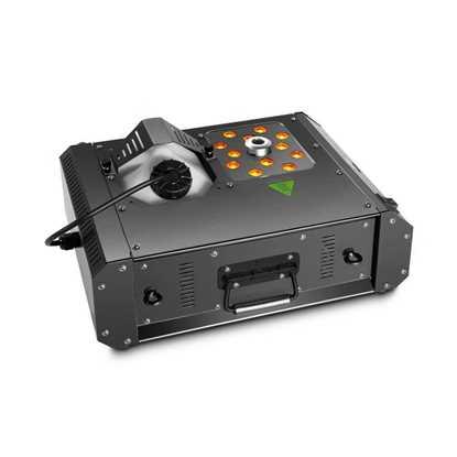 Bild på STEAM WIZARD 2000 Rökmaskin med RGBA LEDs