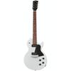 Bild på Gibson Les Paul Special Tribute P-90 Worn White Satin Elgitarr
