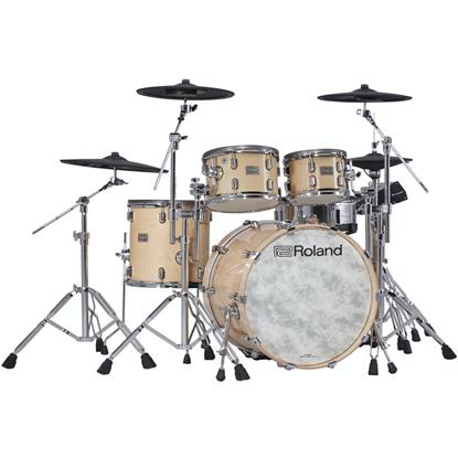Bild på Roland VAD706-GN V-Drums Acoustic Design Kit Gloss Natural