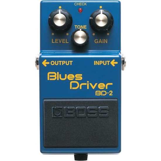 Bild på BOSS BD2 Blues Driver