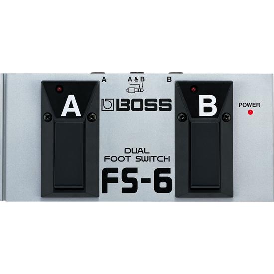 Bild på Boss FS-6 Dual Footswitch