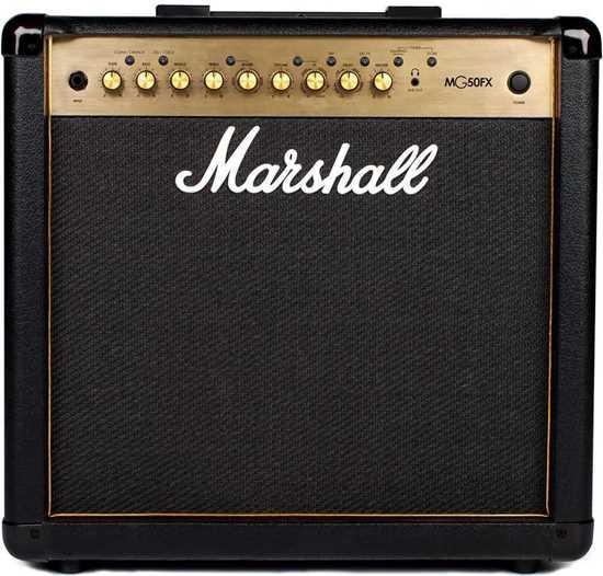 Bild på Marshall MG50GFX