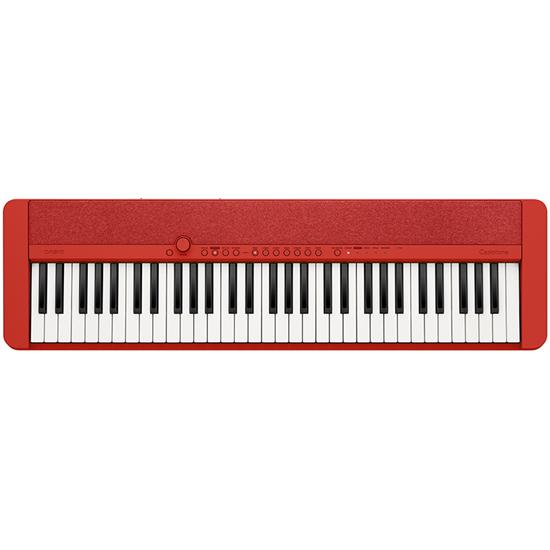 Bild på Casio CT-S1 Red Casiotone Digitalpiano