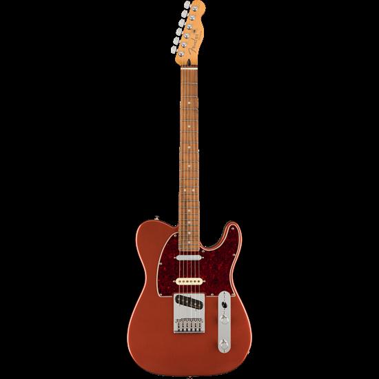 Bild på Fender Player Plus Nashville Telecaster PF Aged Candy Apple