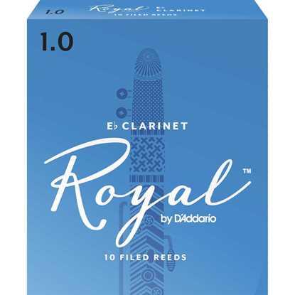 Bild på Royal Bb-klarinett 1 - 10 pack