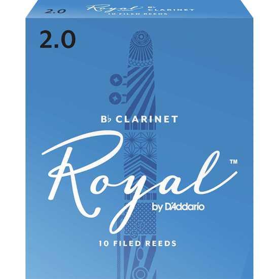Bild på Royal Bb-Klarinett 2 - 10 pack