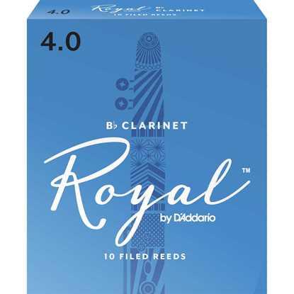 Bild på Royal Bb-Klarinett 4 - 10 pack