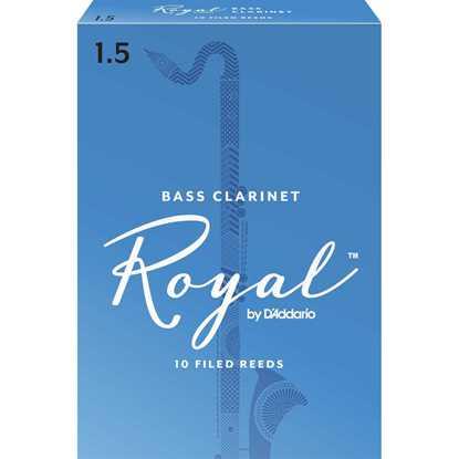 Bild på Royal Bas-klarinett 1.5 - 10 pack