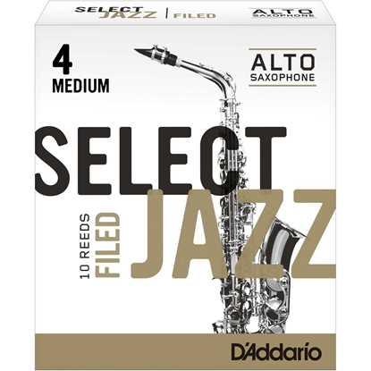 Bild på D'Addario RSJ-F Alt-sax 4M - 10 pack