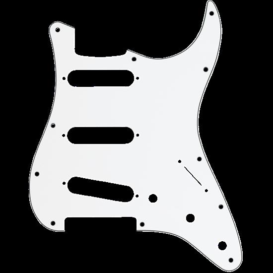 Bild på Fender  11-HOLE MODERN-STYLE STRATOCASTER® S/S/S PICKGUARD