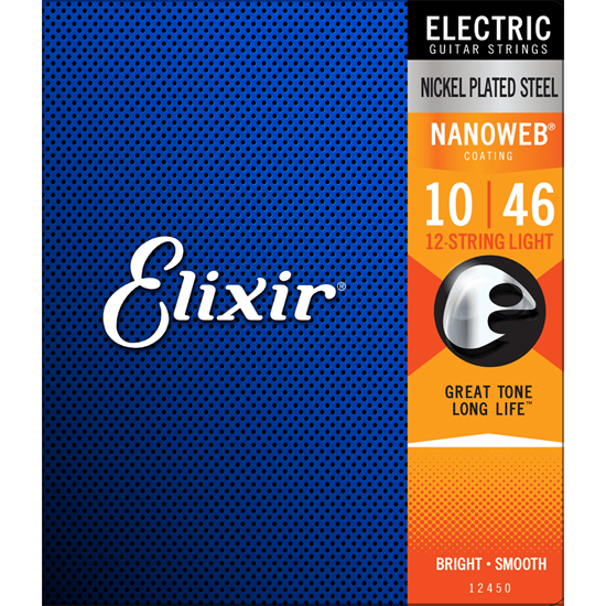 Bild på Elixir NWE12L 12-string 010-046