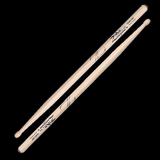 Bild på Zildjian 5B Anti Vibe Sticks Wood Tip