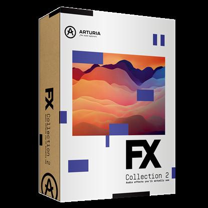 Bild på Arturia FX-Collection-2 Download Software Effects bundle
