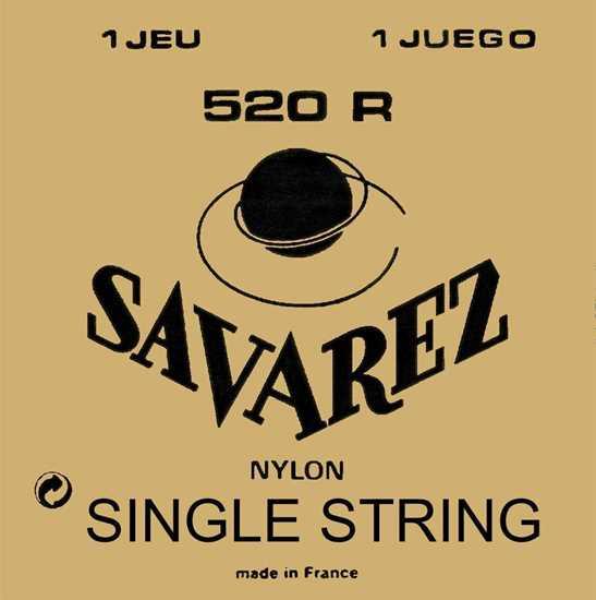 Bild på Savarez 522R B-sträng