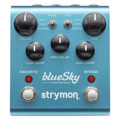 Bild på Strymon Blue Sky Reverberator